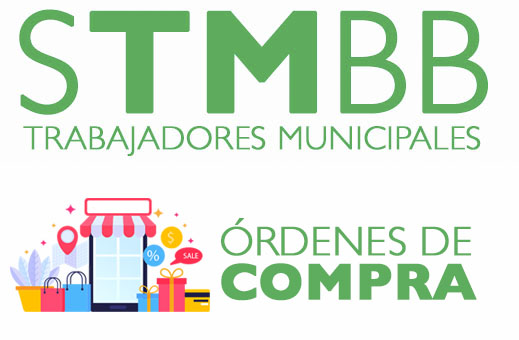 Ordenes de Compra STMBB